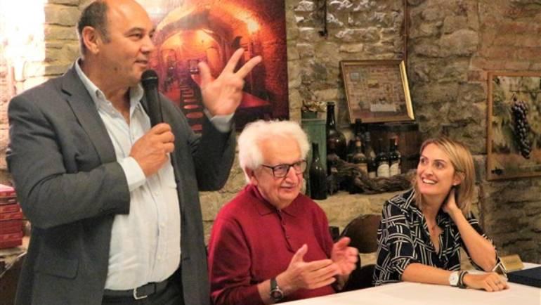 Acqui Terme grande successo per l'incontro con Bruno Gambarotta